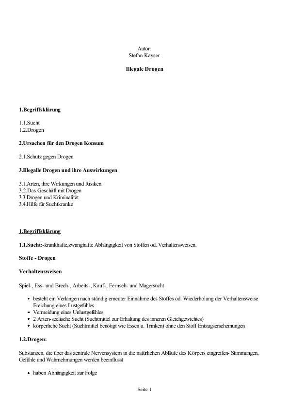 Wunderbar Eine Anatomie Der Sucht Zeitgenössisch - Menschliche ...