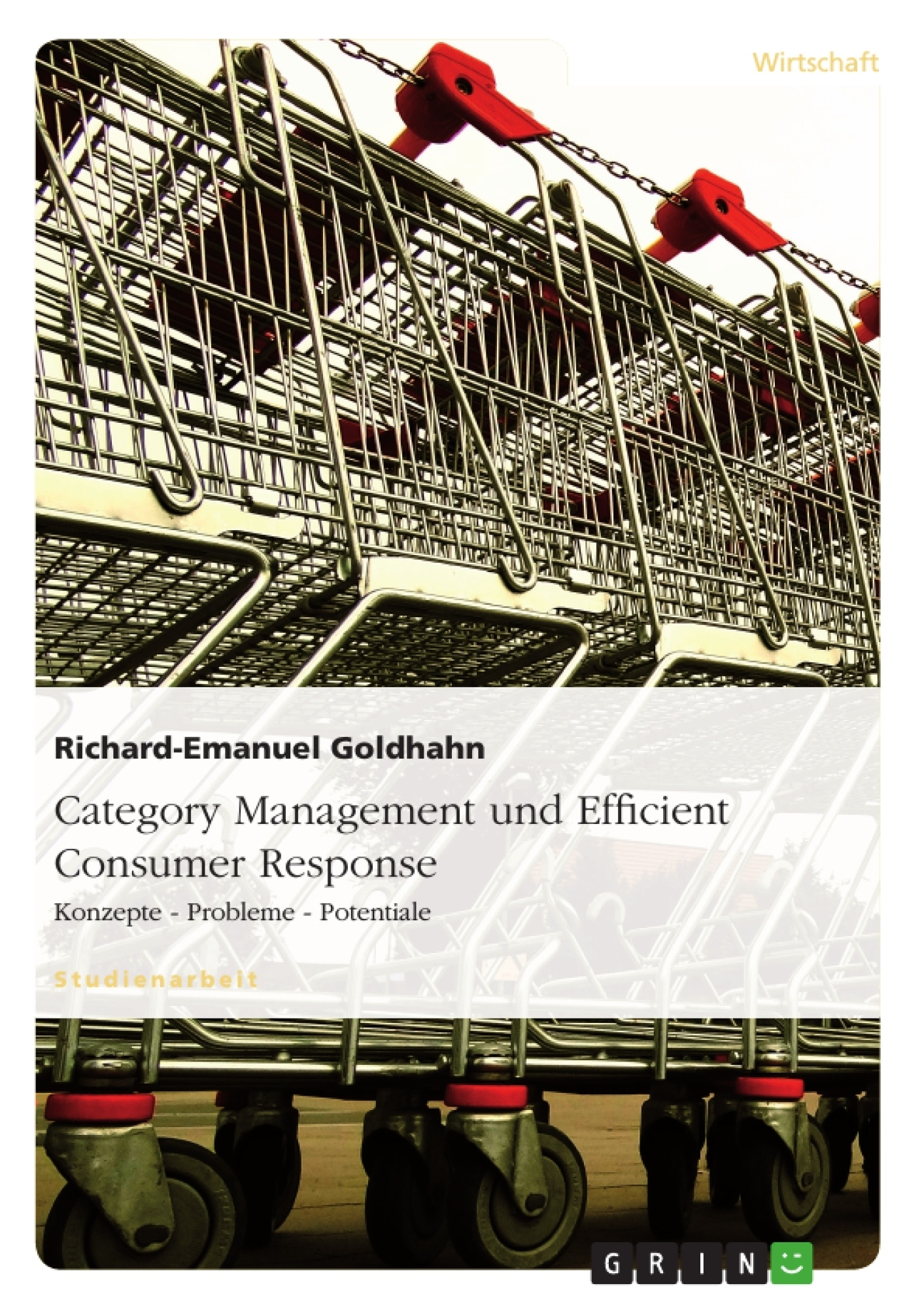 Titel: Category Management und Efficient Consumer Response