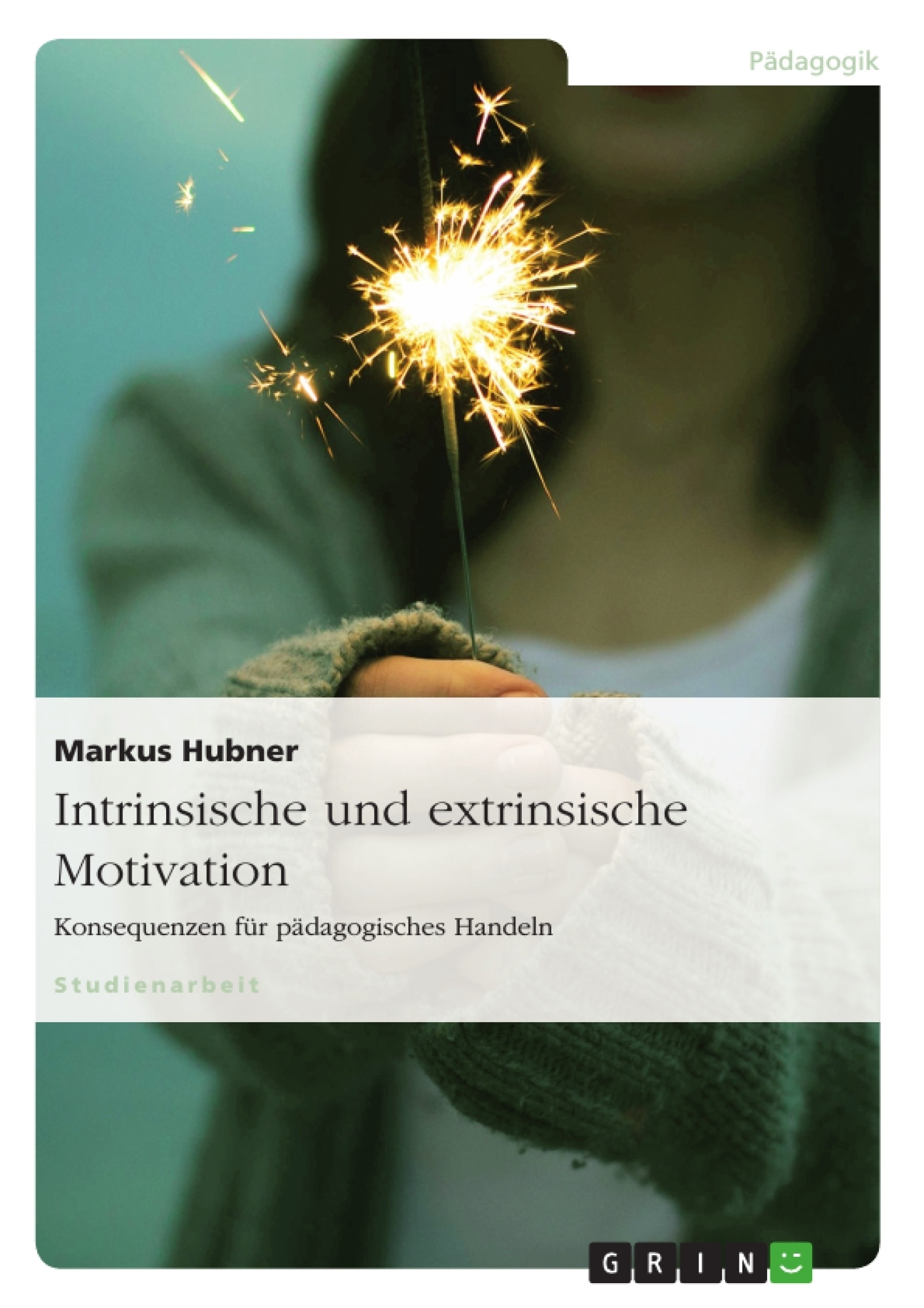 Titel: Intrinsische und extrinsische Motivation. Konsequenzen für pädagogisches Handeln