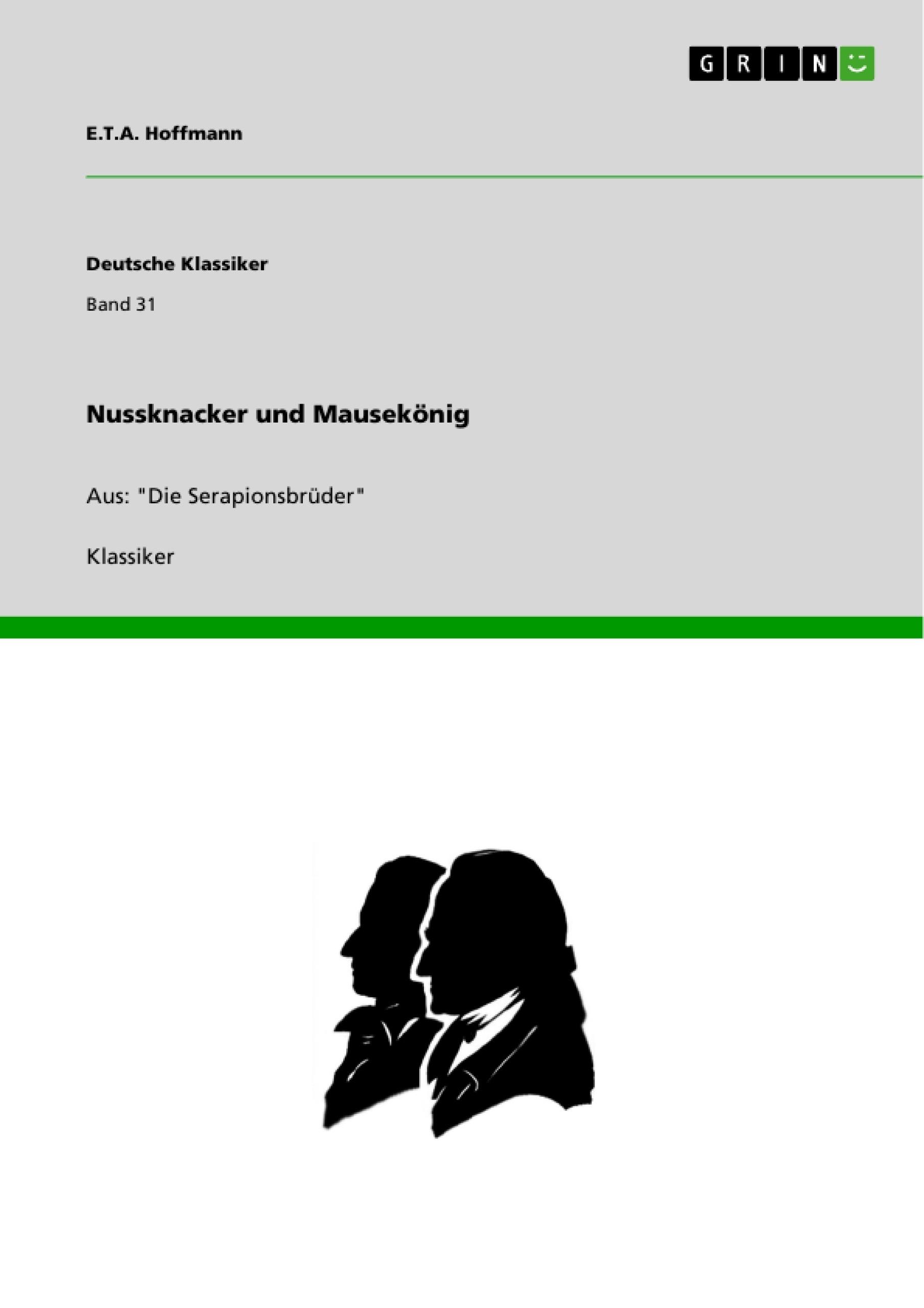 Titel: Nussknacker und Mausekönig