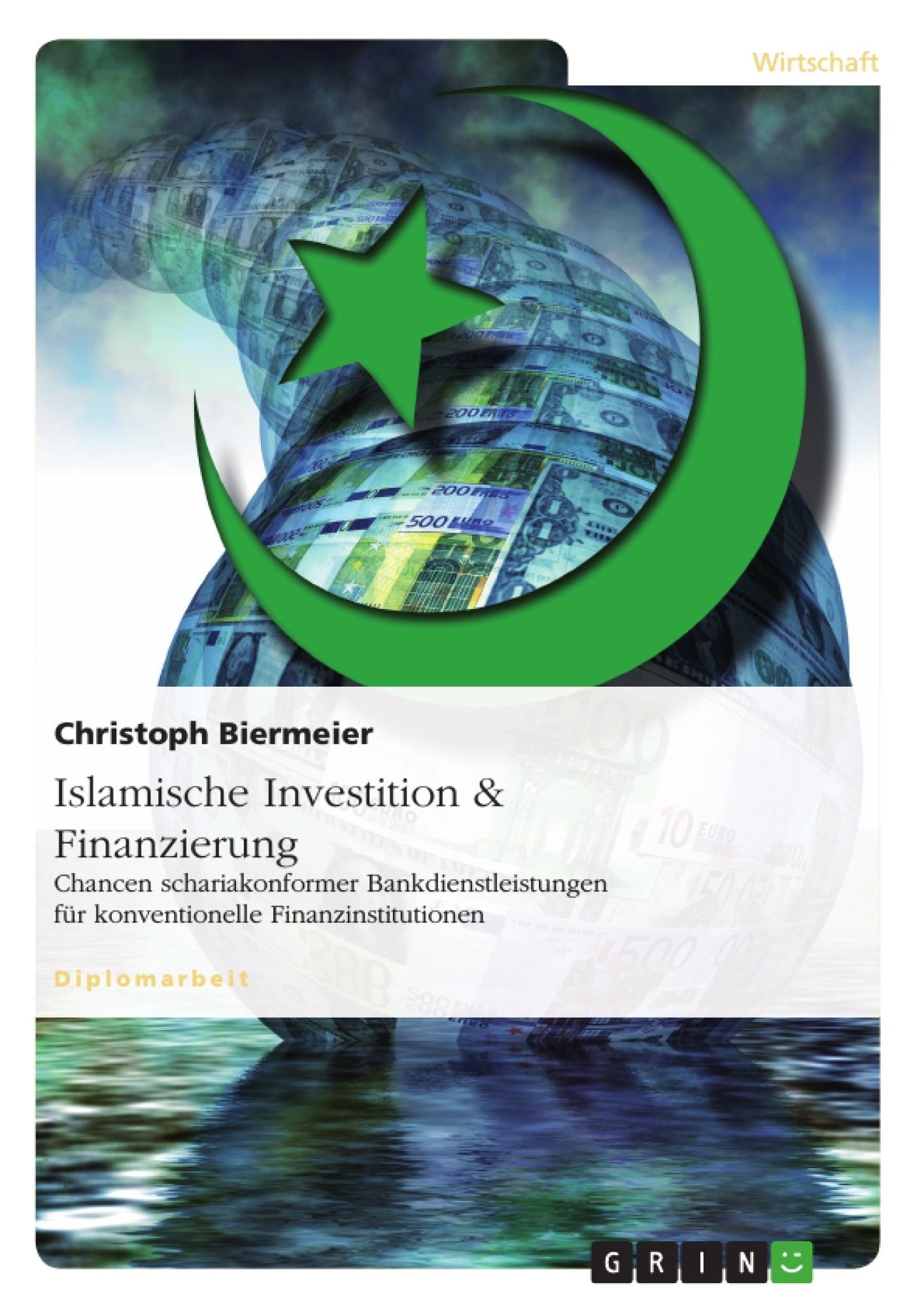 Titel: Islamische Investition & Finanzierung