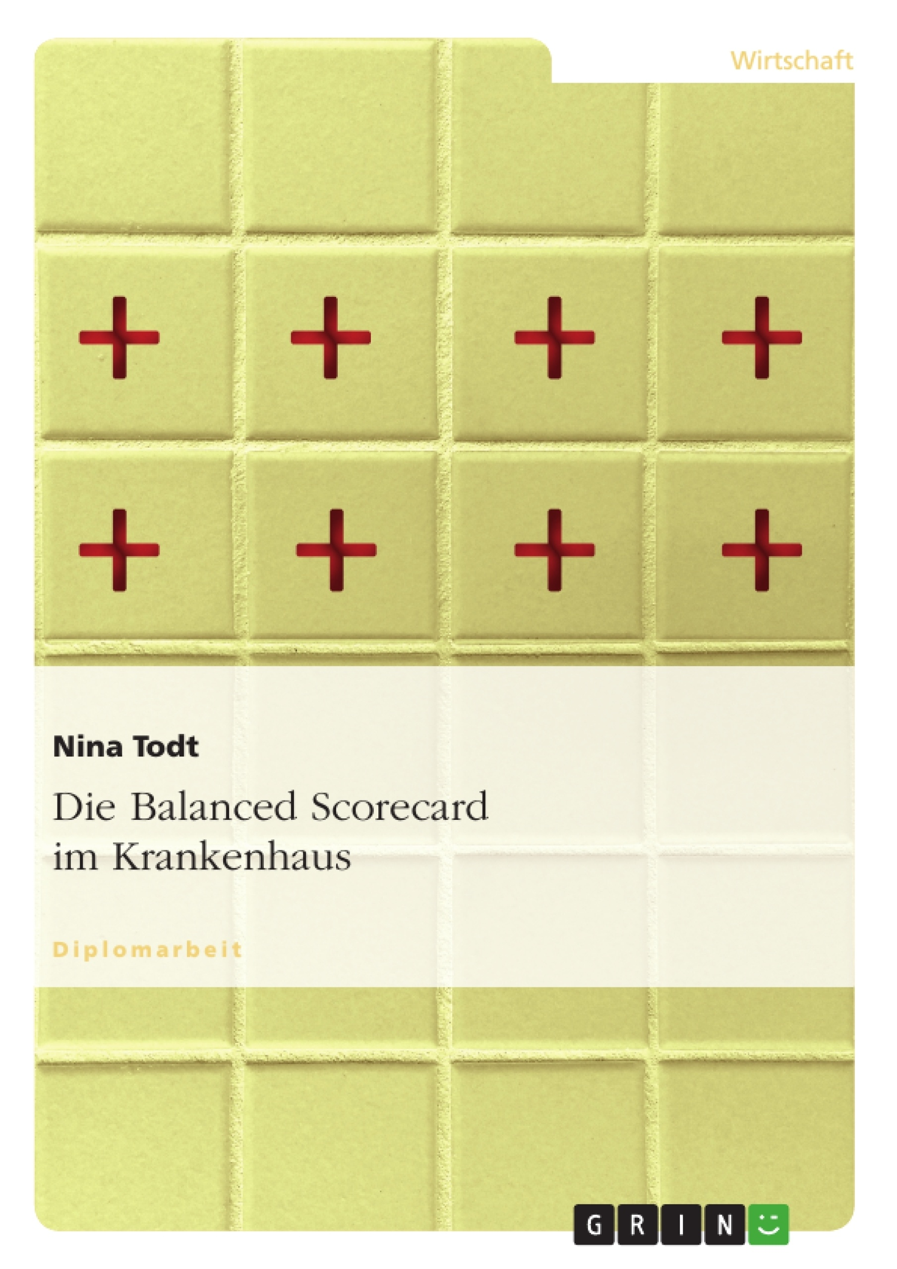 Die Balanced Scorecard im Krankenhaus | Masterarbeit, Hausarbeit ...