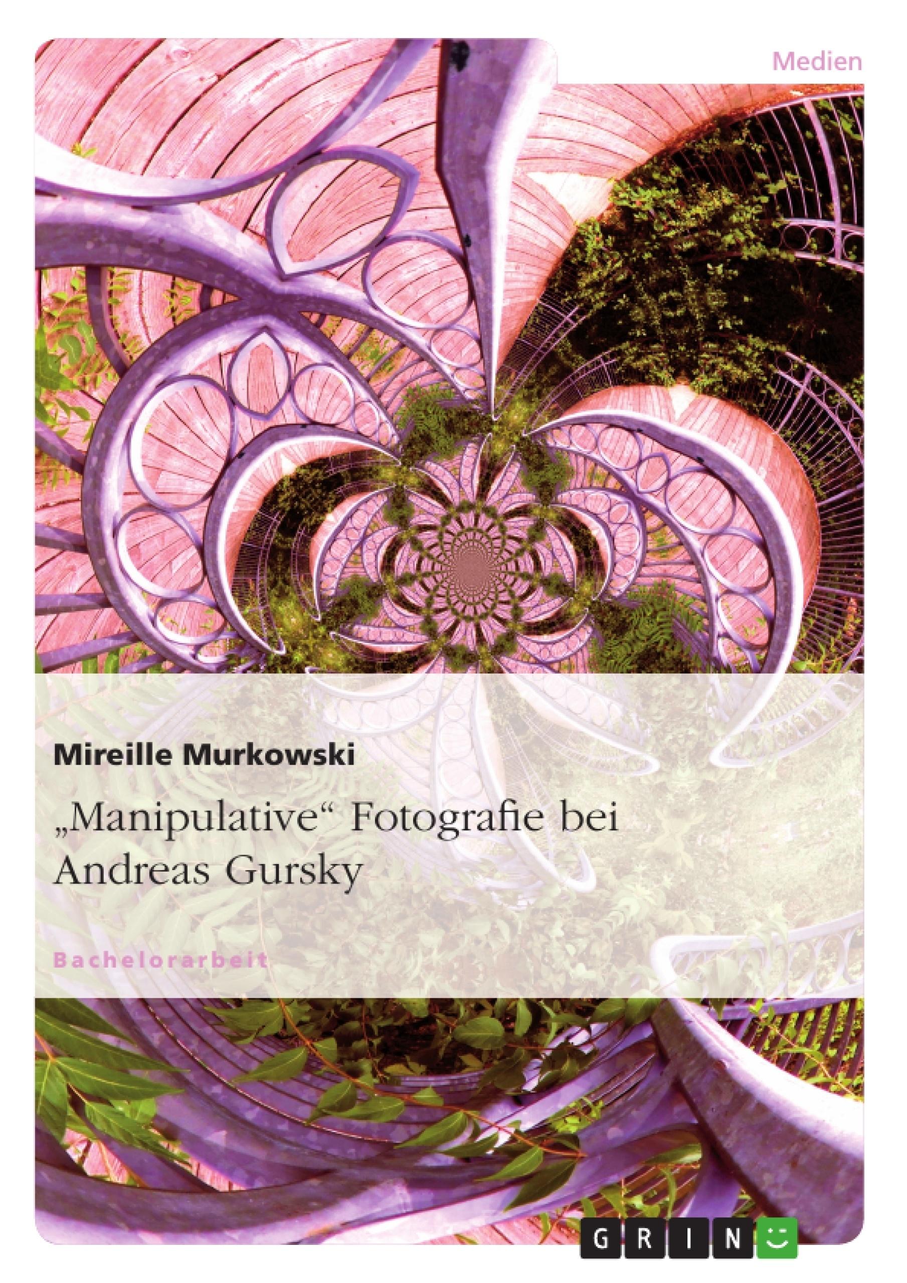 "Titel: ""Manipulative"" Fotografie bei Andreas Gursky"