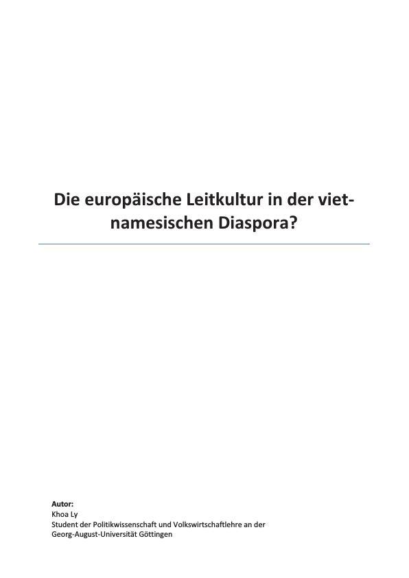 Gibt es die libanesische Diaspora? (German Edition)