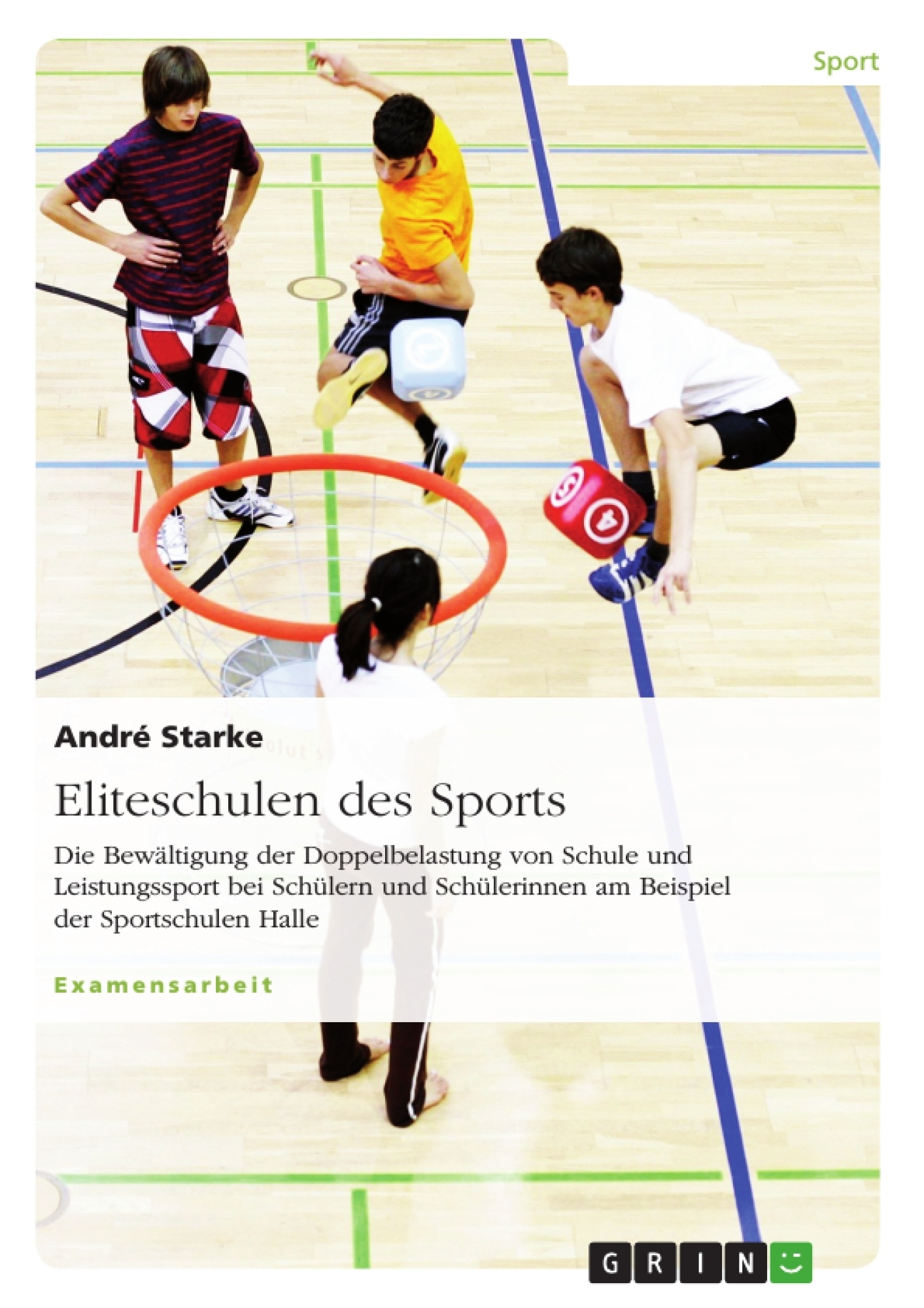 Titel: Eliteschulen des Sports