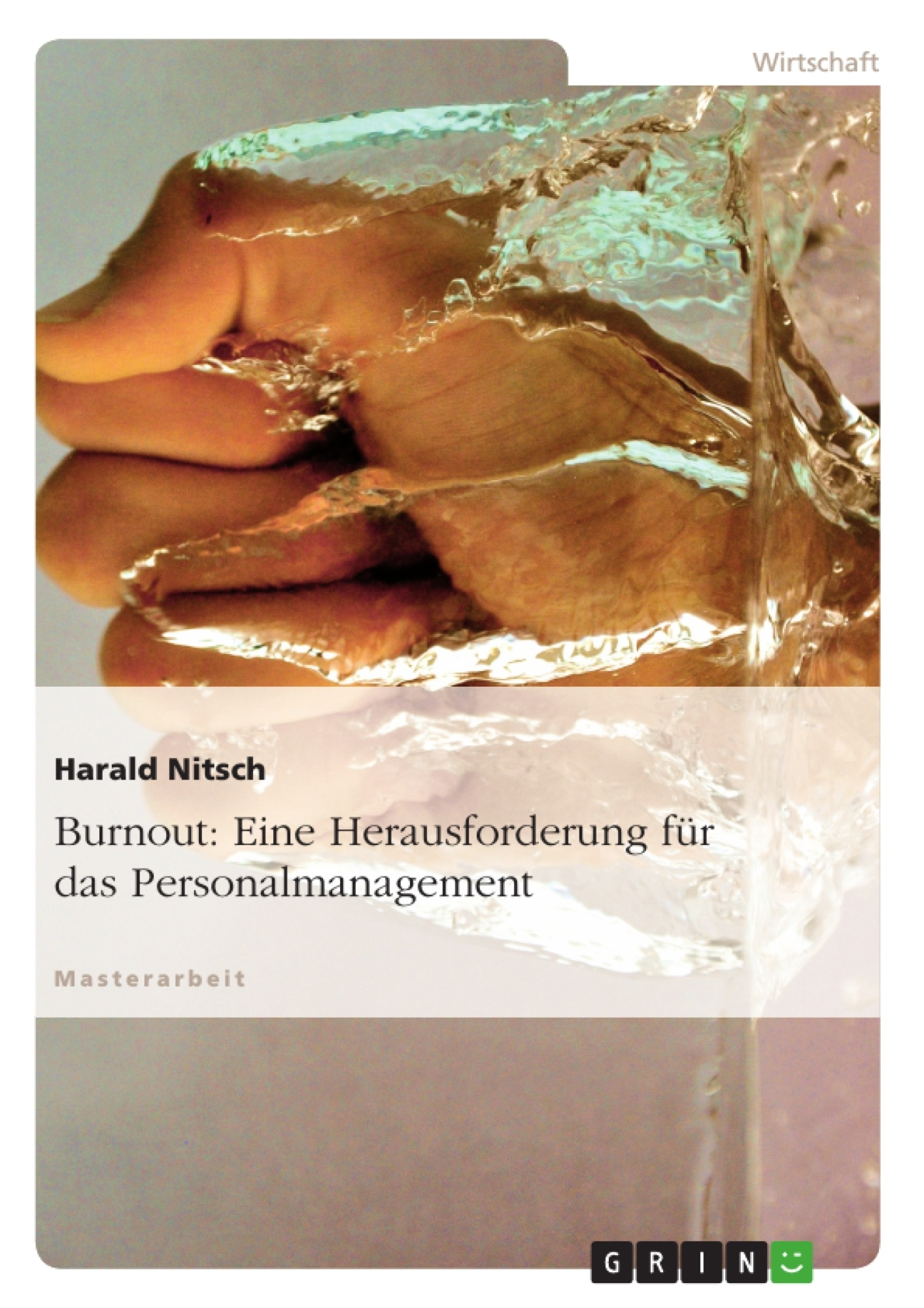Titel: Burnout: Eine Herausforderung für das Personalmanagement