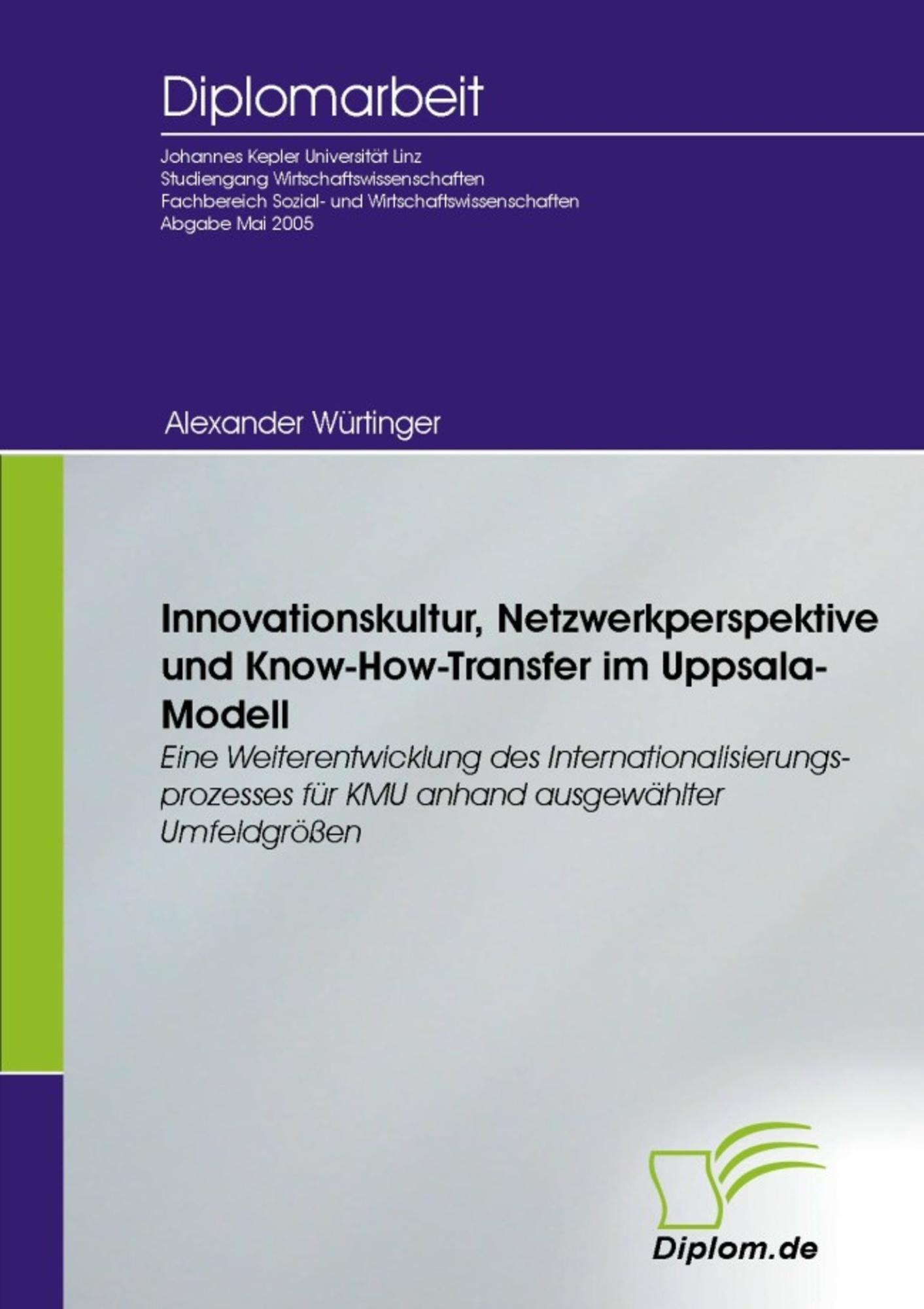 Innovationskultur netzwerkperspektive und know how transfer im innovationskultur netzwerkperspektive und know how transfer im fandeluxe Images