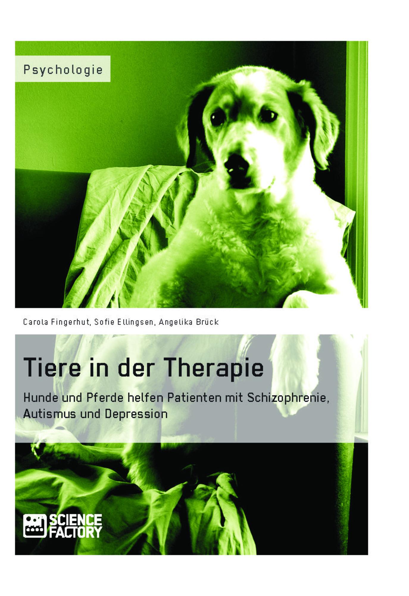 Titel: Tiere in der Therapie