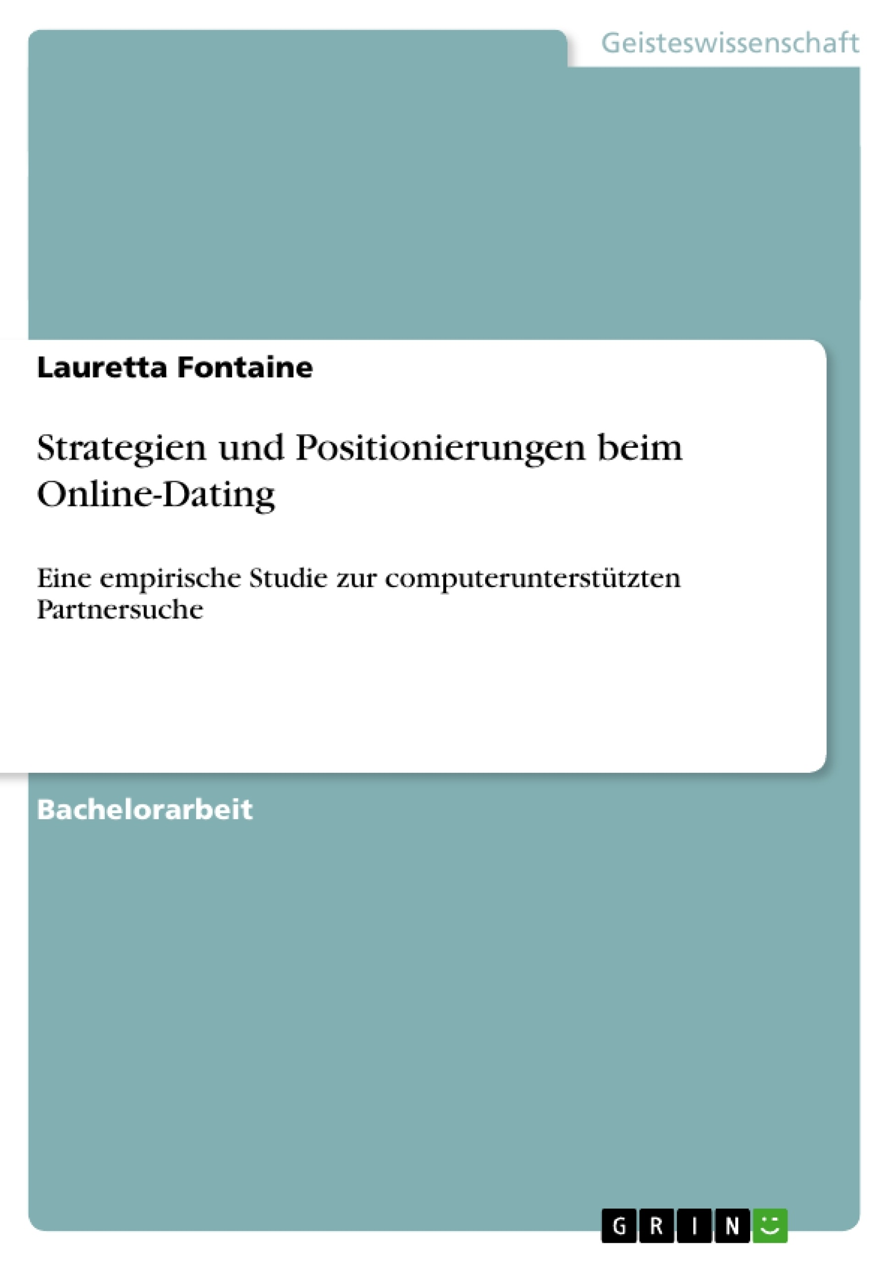Traditionelle vs Online-Dating