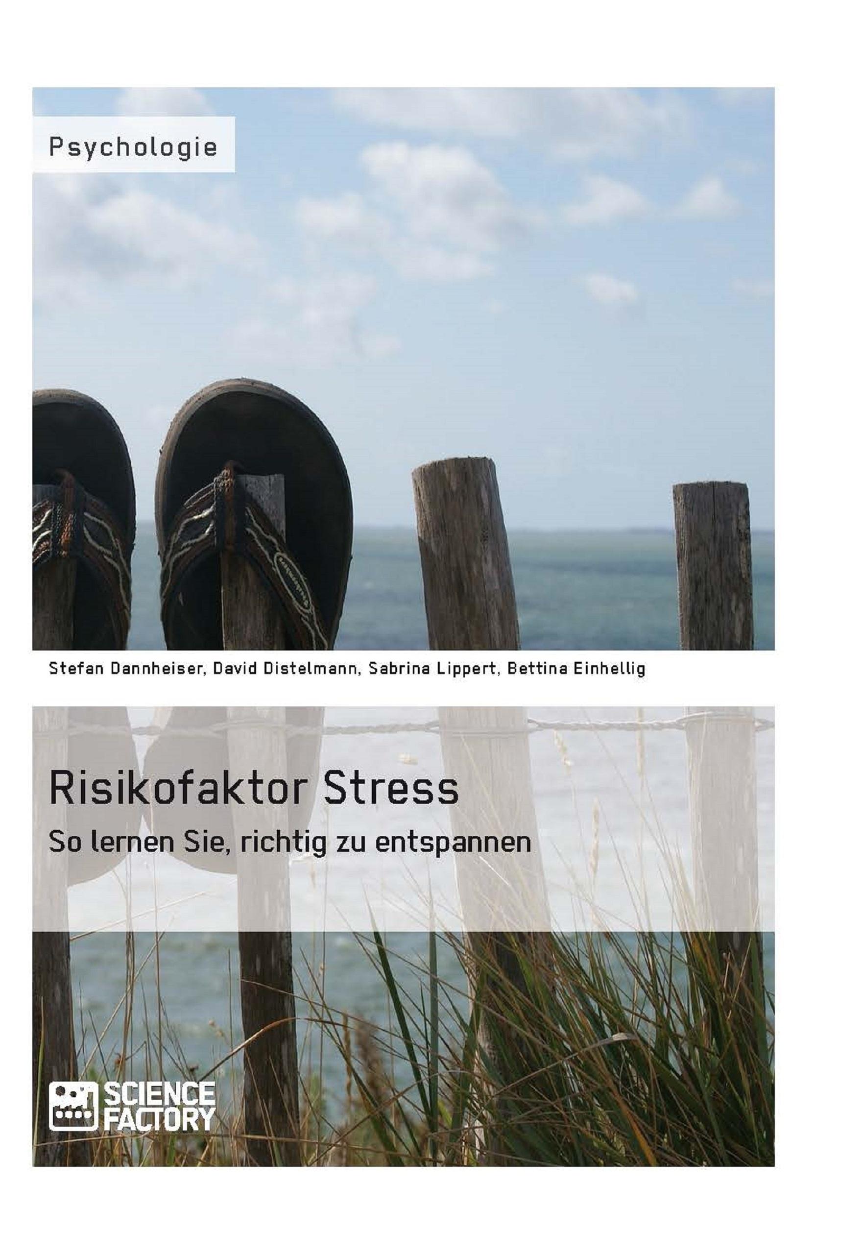Titel: Risikofaktor Stress. So lernen Sie, richtig zu entspannen