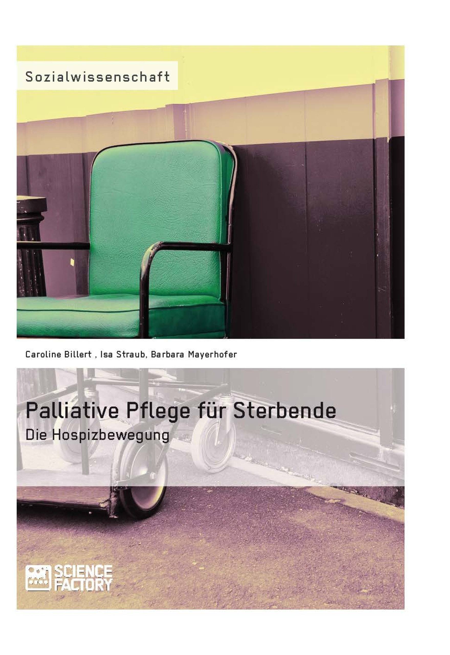 Titel: Palliative Pflege für Sterbende