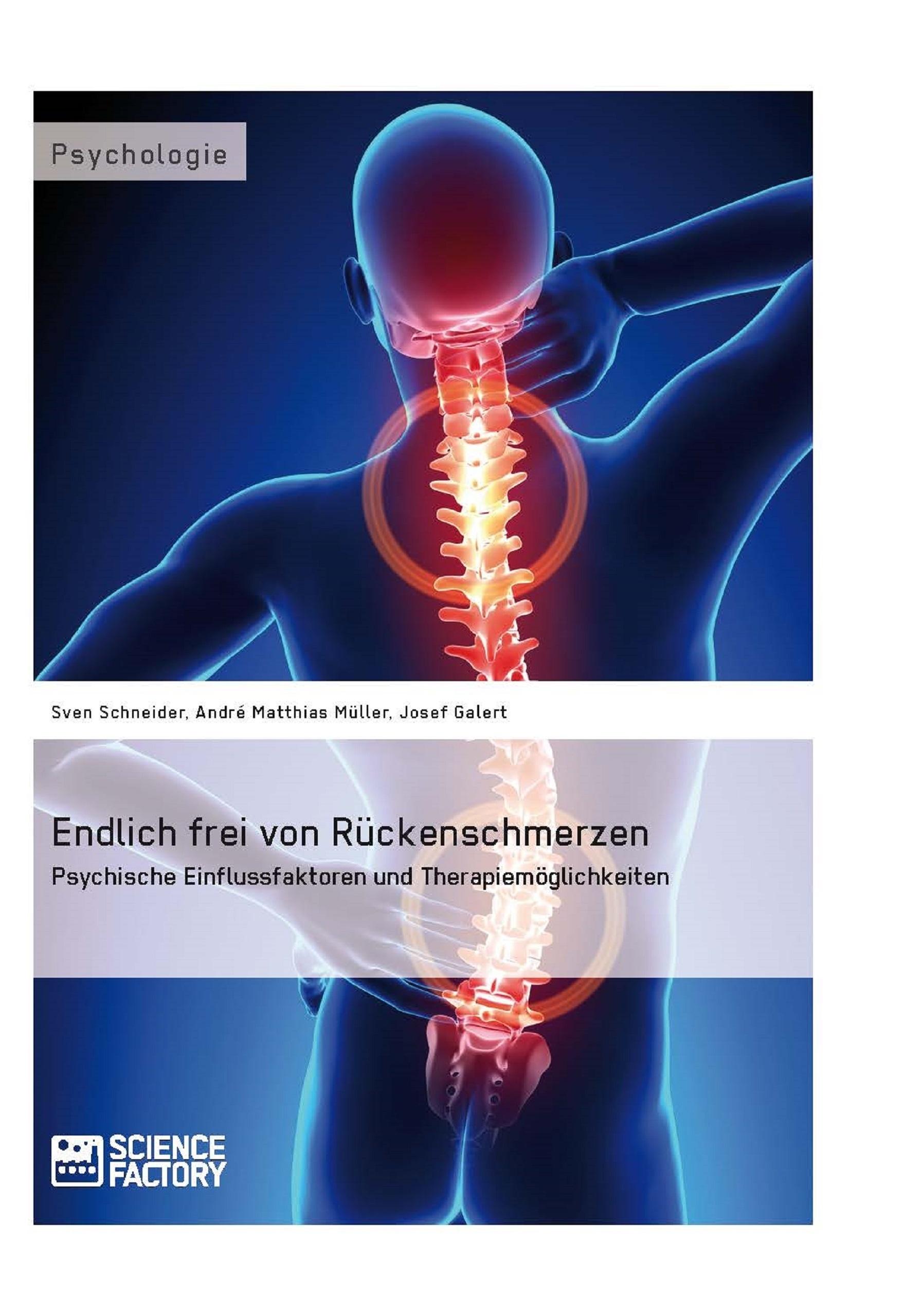 Titel: Endlich frei von Rückenschmerzen