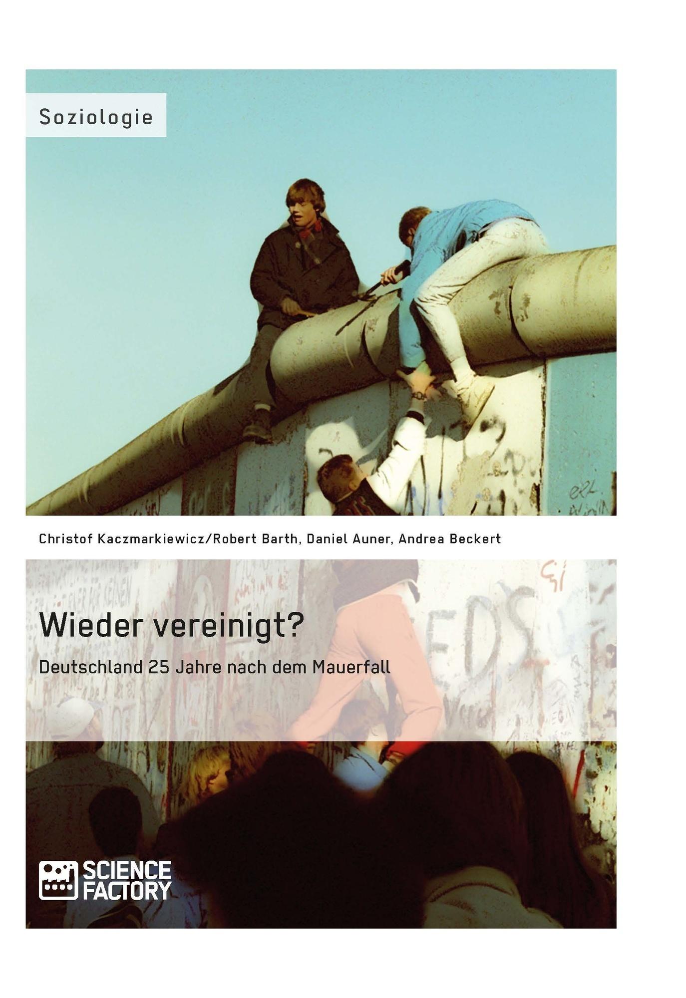 Titel: Wieder vereinigt? Deutschland 25 Jahre nach dem Mauerfall