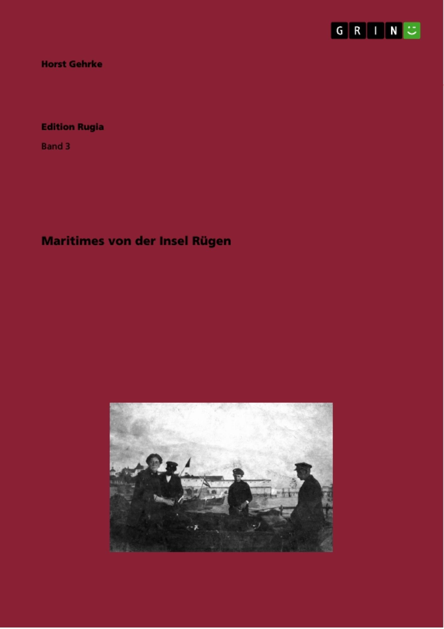 Titel: Maritimes von der Insel Rügen