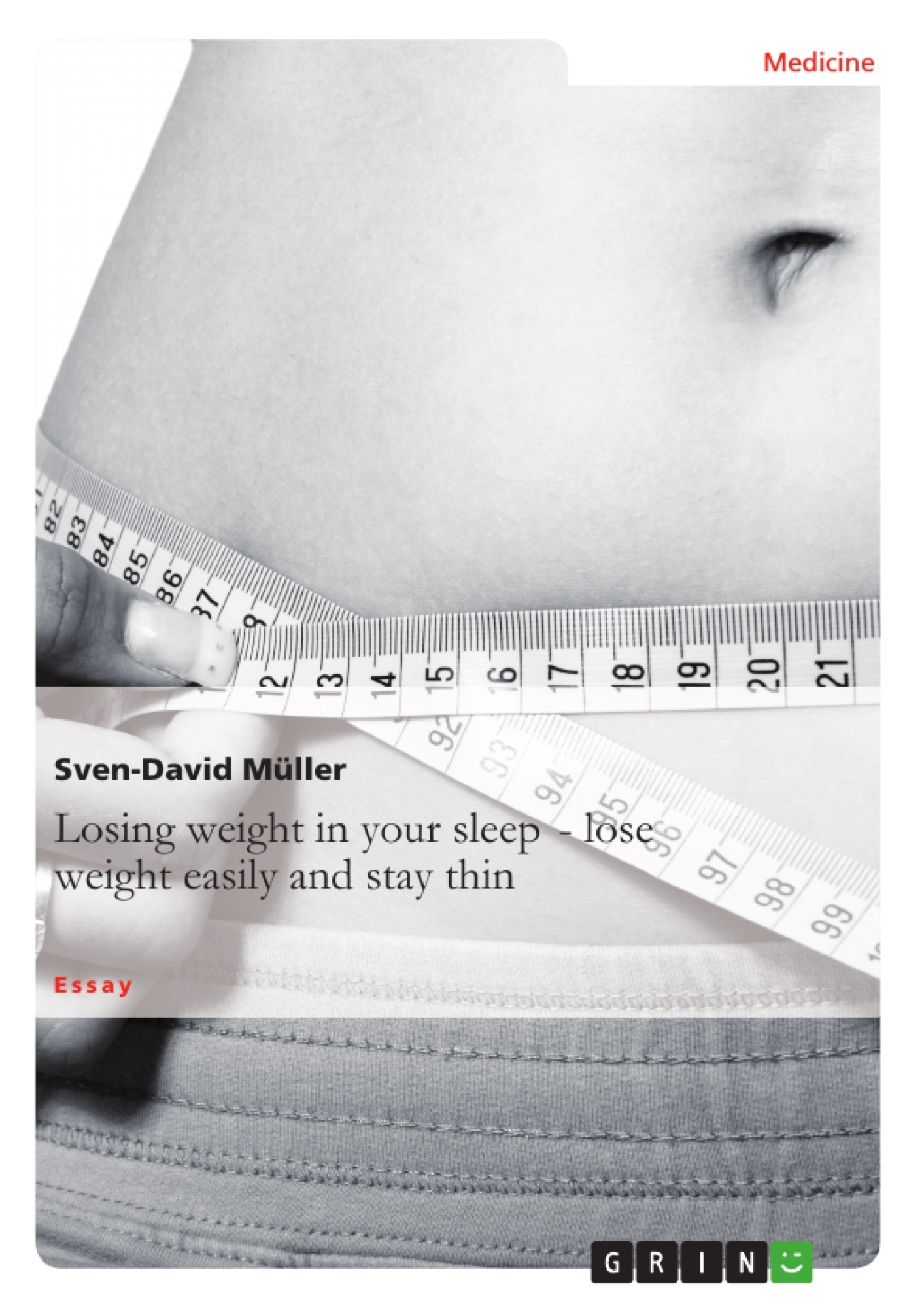 Title: Losing weight in your sleep – lose weight easily and stay thin