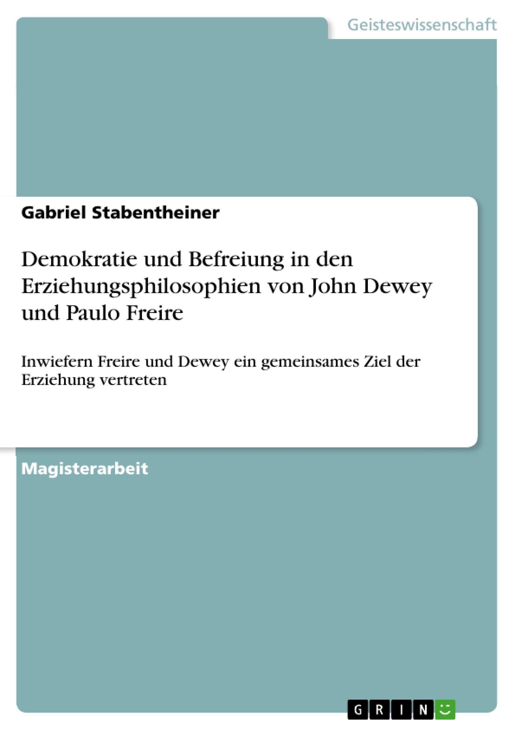 Platons Erziehung - Ihr Einfluss auf die heutige Pädagogik (German Edition)