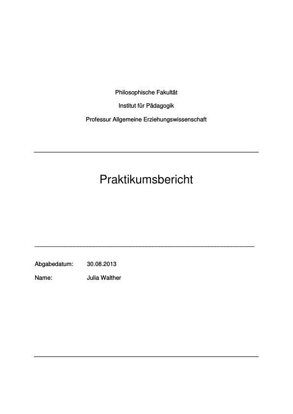 Titel: Der Pflegekinderdienst in Chemnitz. Umgangskontakte mit den Herkunftseltern als Herausforderung