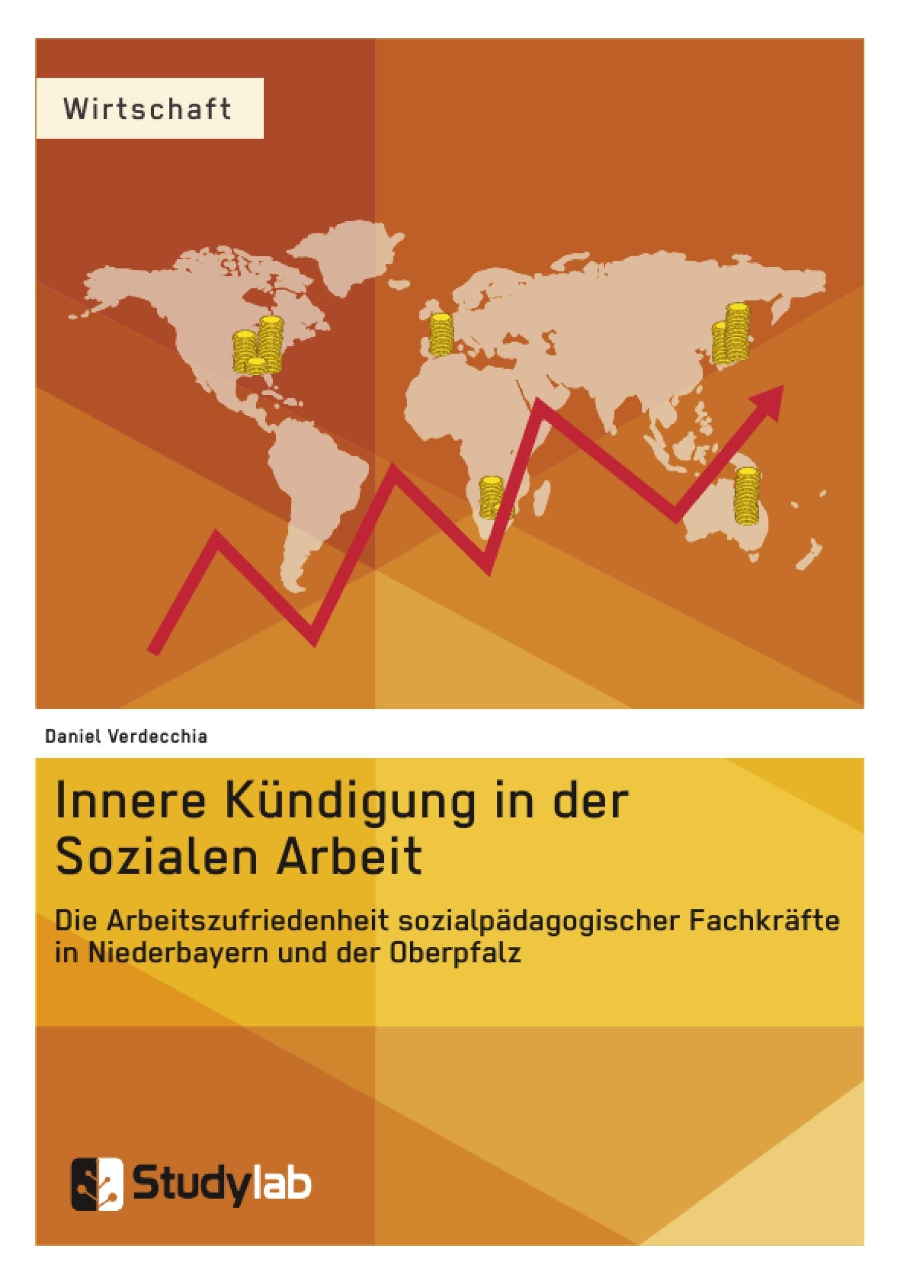 Titel: Innere Kündigung in der Sozialen Arbeit