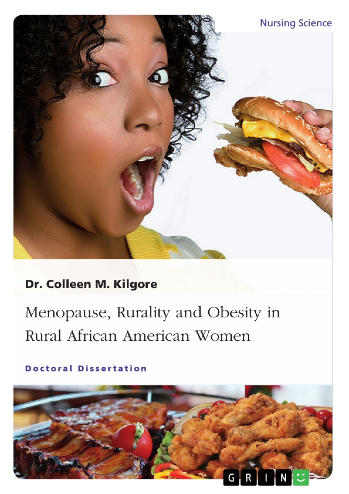 Title: Menopause, Rurality and Obesity in Rural African American Women