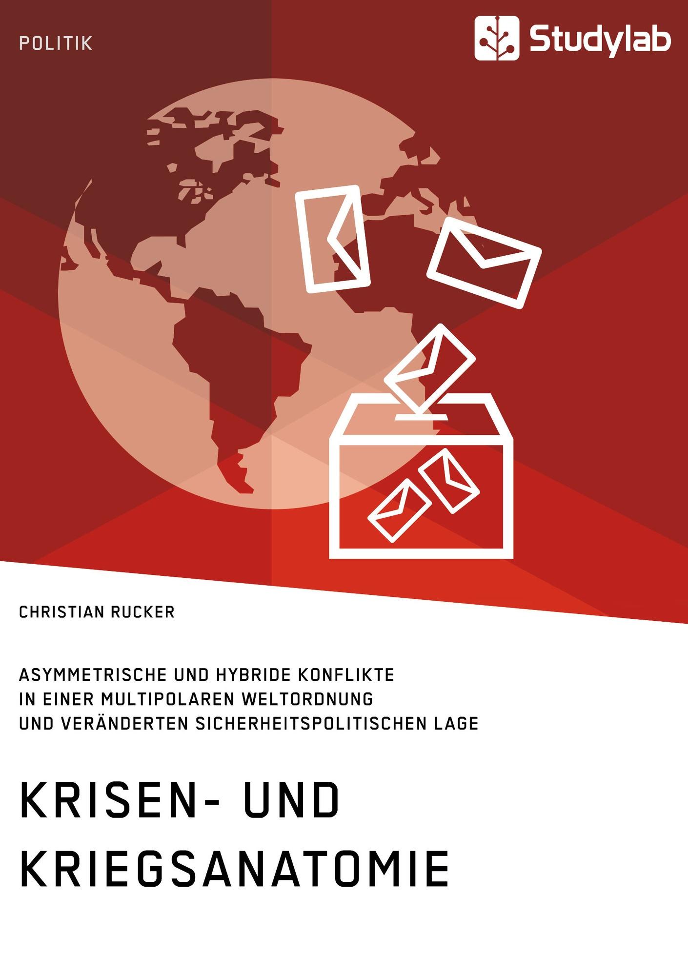 Titel: Krisen- und Kriegsanatomie im 21. Jahrhundert