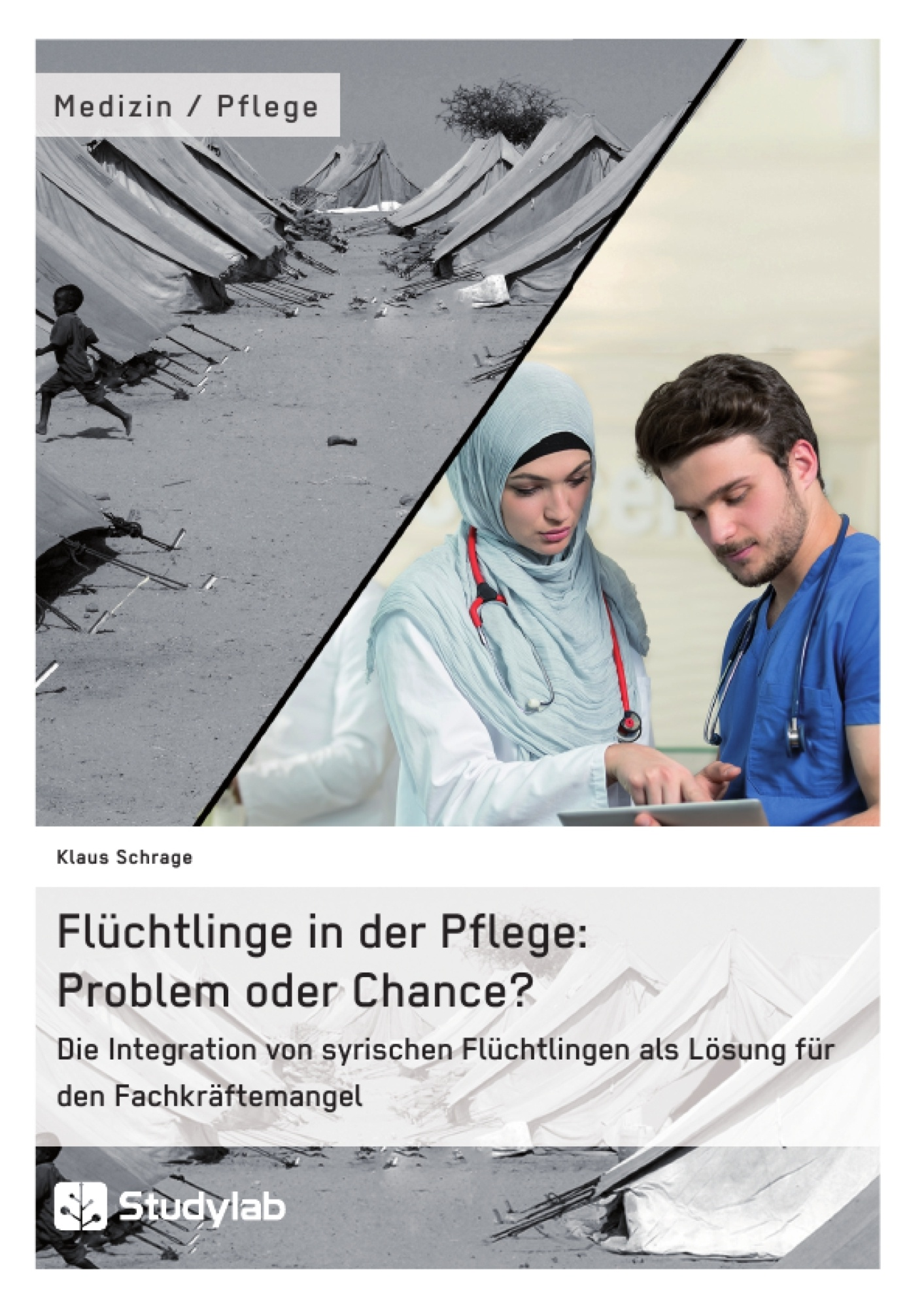 Titel: Flüchtlinge in der Pflege: Problem oder Chance?