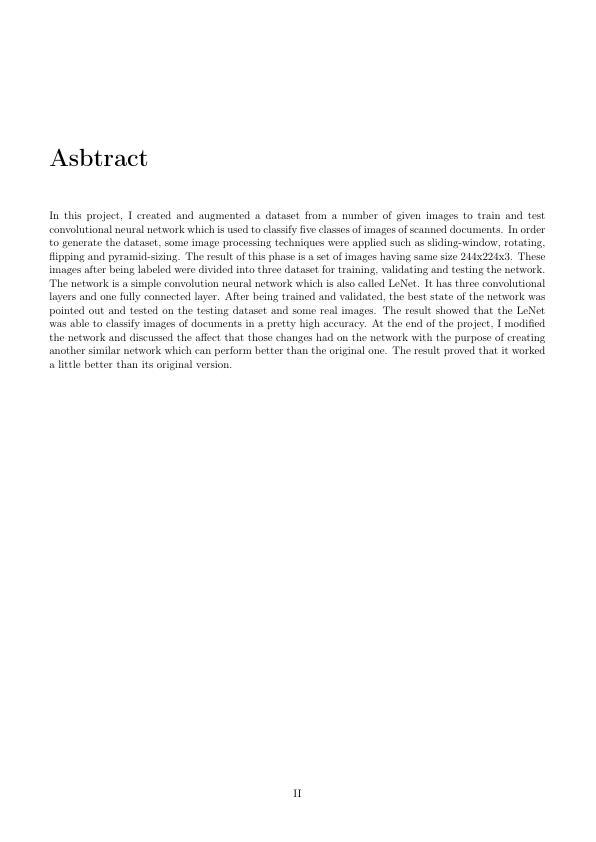Innovation dissertation