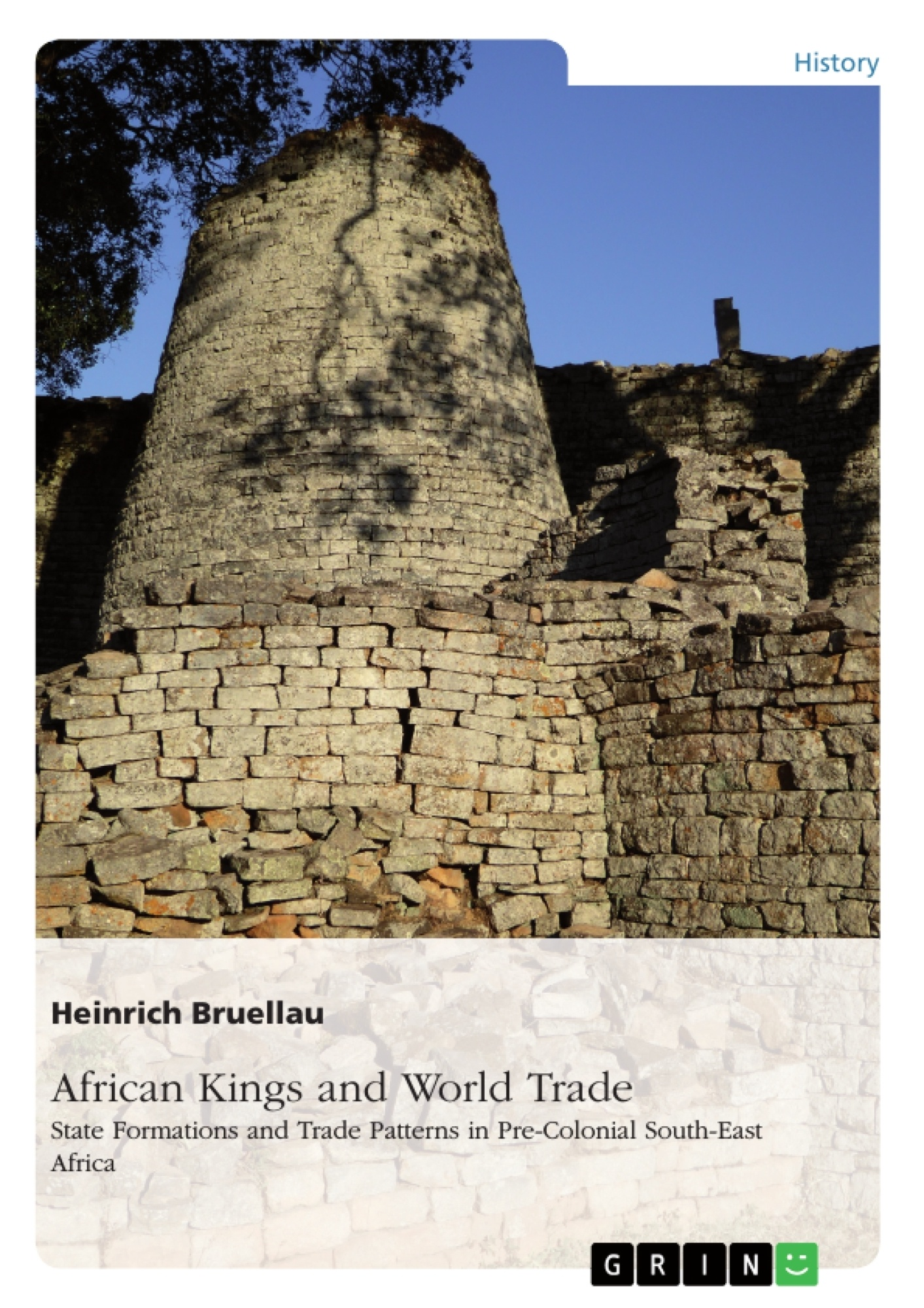 Title: African Kings and World Trade. State Formations and Trade Patterns in pre-colonial South-East Africa