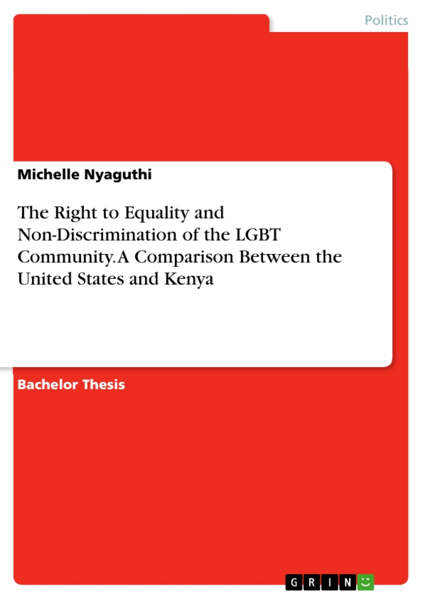Decriminalisation of homosexuality in usa