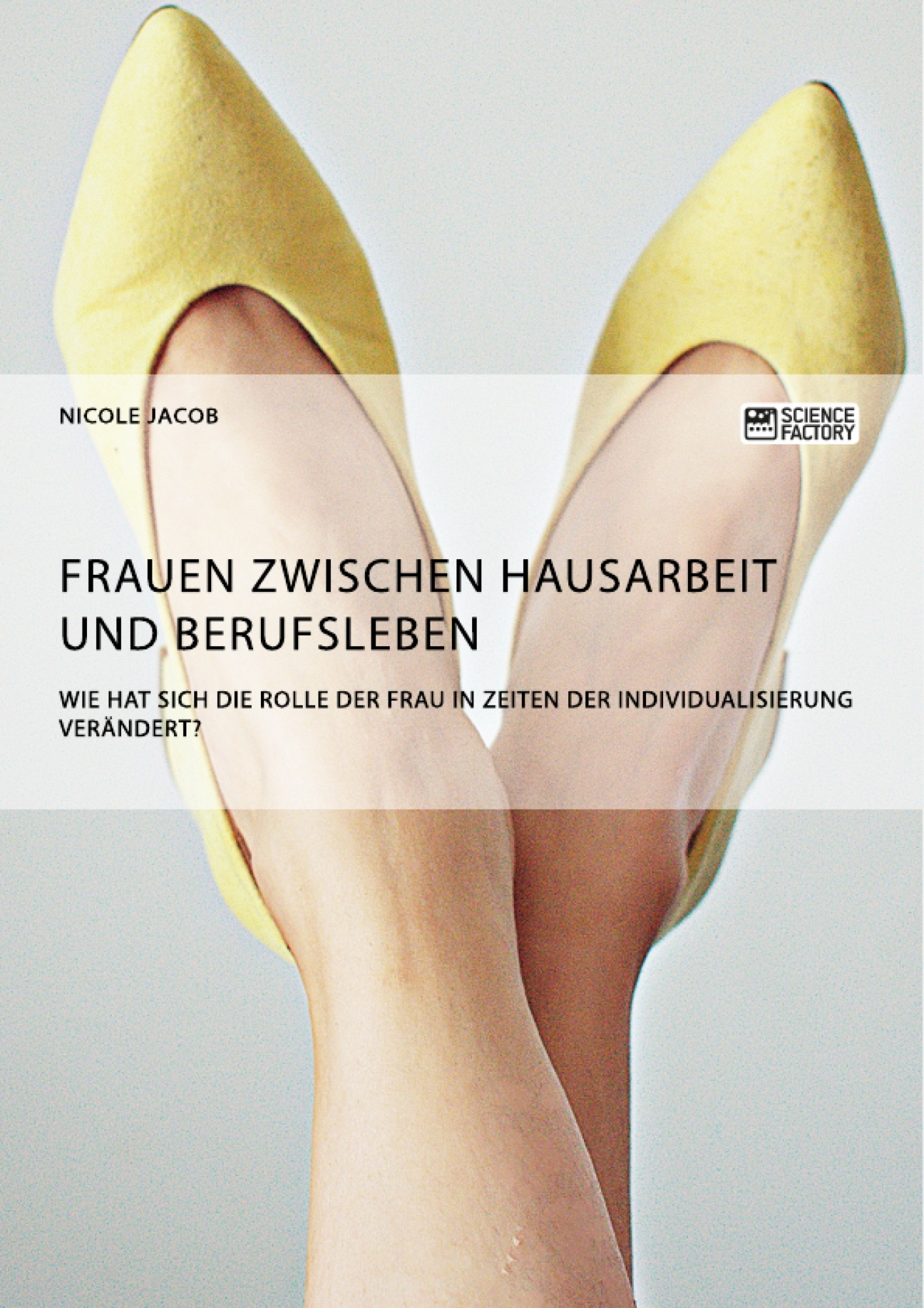 Titel: Frauen zwischen Hausarbeit und Berufsleben. Wie hat sich die Rolle der Frau in Zeiten der Individualisierung verändert?