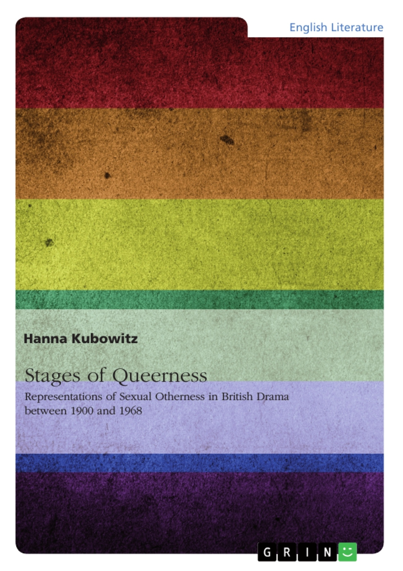 Title: Stages of Queerness