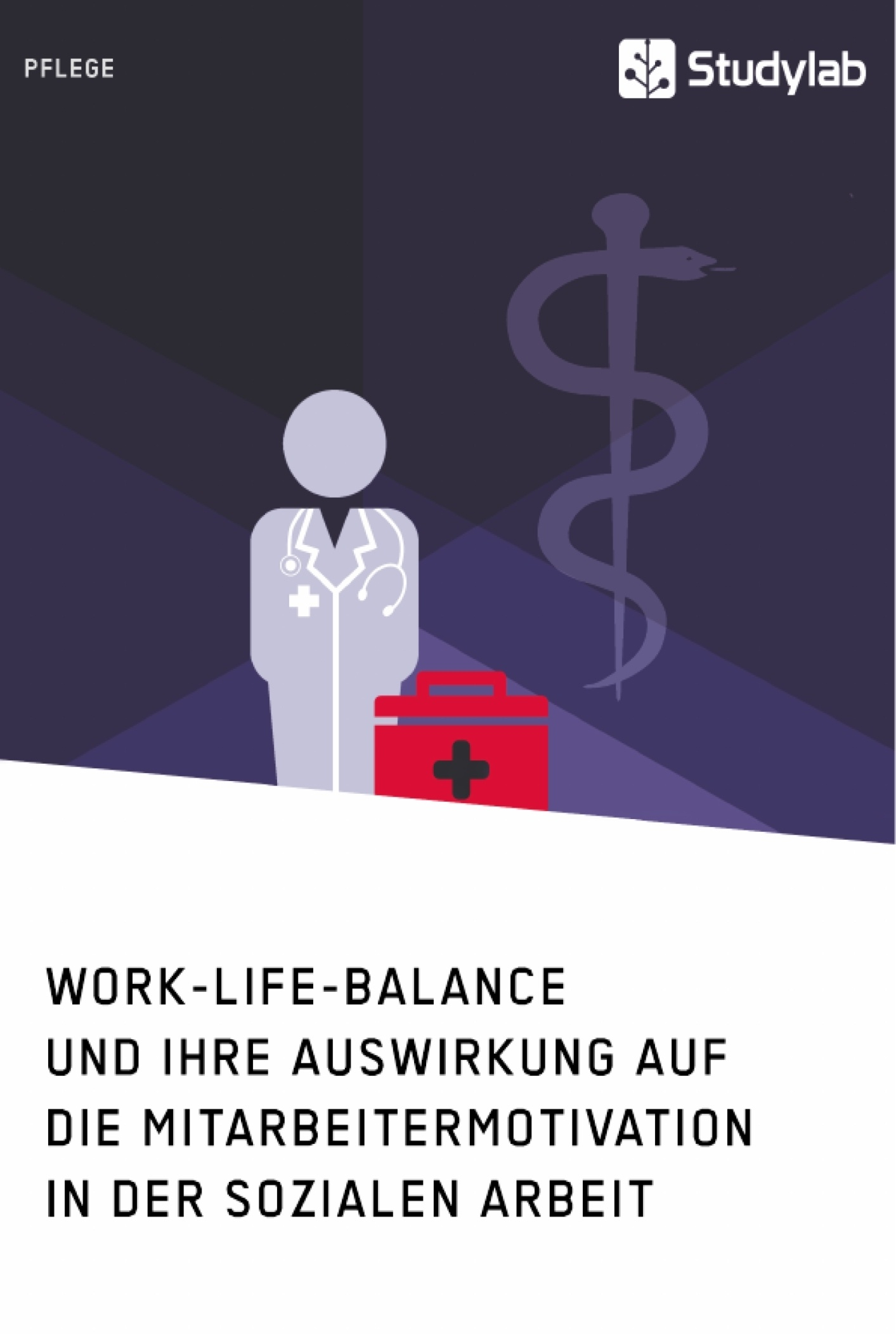 Titel: Work-Life-Balance und ihre Auswirkung auf die Mitarbeitermotivation in der Sozialen Arbeit