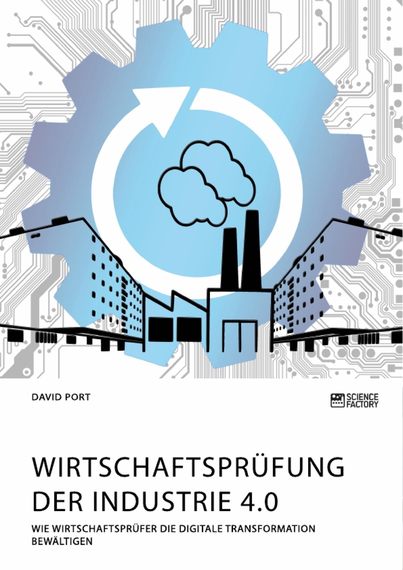 Titel: Wirtschaftsprüfung der Industrie 4.0