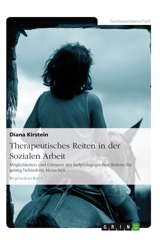 dissertation therapeutisches reiten