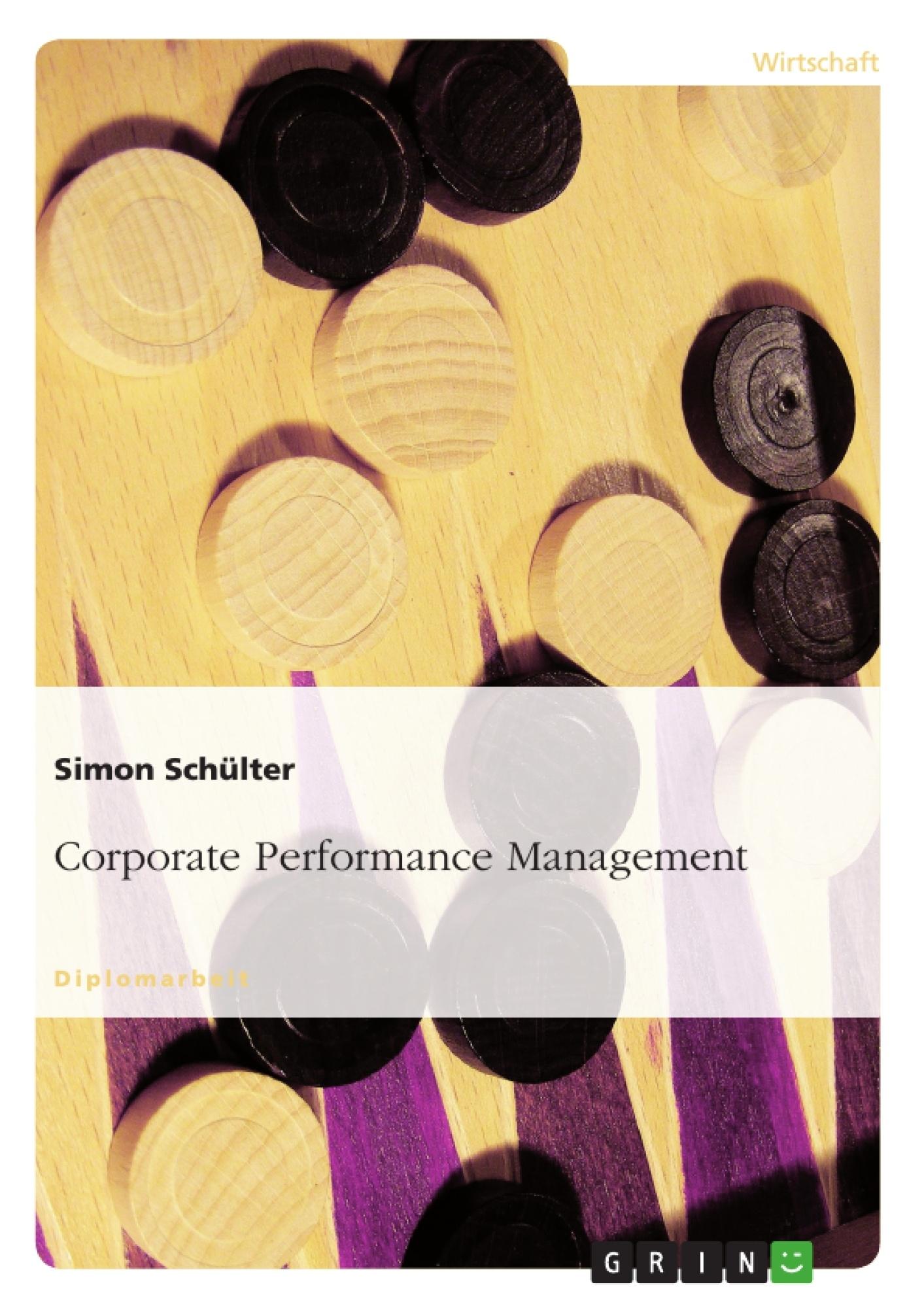Titel: Corporate Performance Management