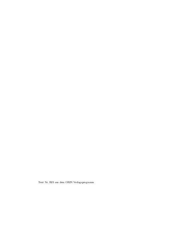Titel: Informationen zur Rechtewahrnehmung im Urheberrecht