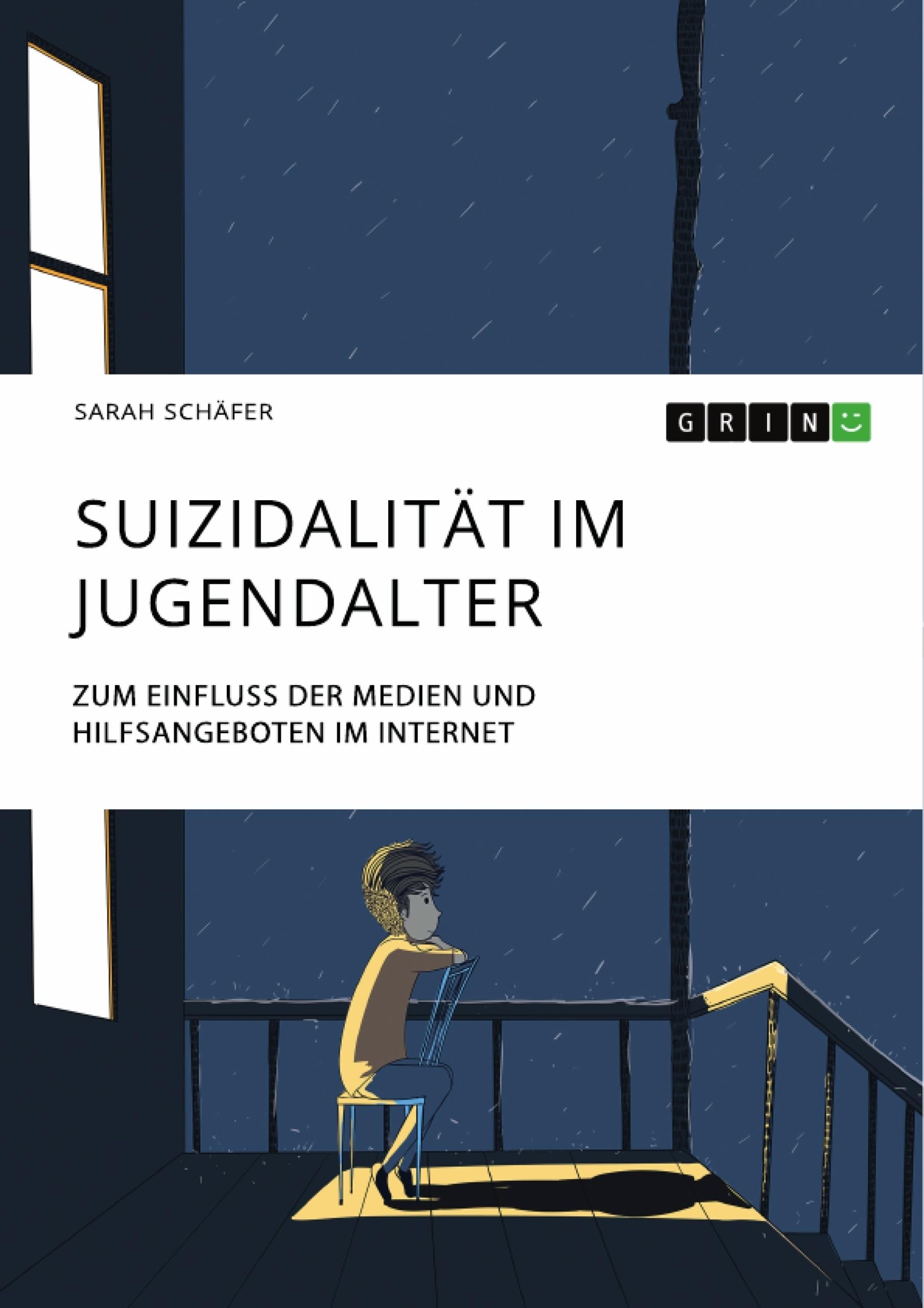 Titel: Suizidalität im Jugendalter