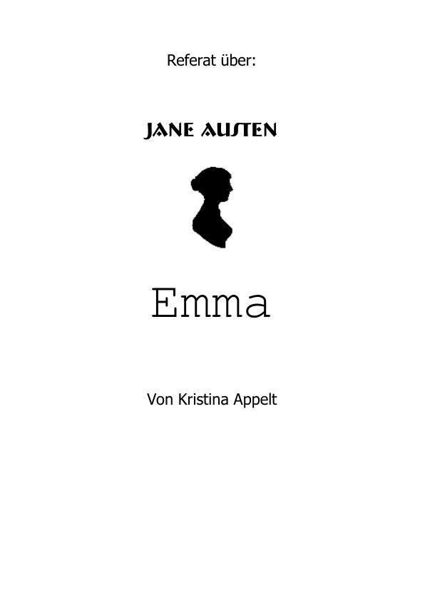 Titel: Austen, Jane - Emma