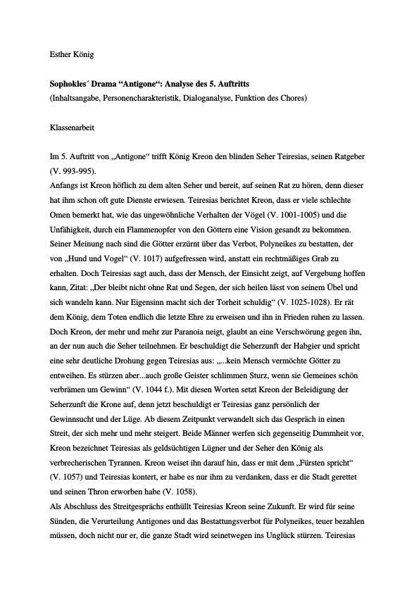 Dialoganalyse Die Physiker Von Friedrich 12