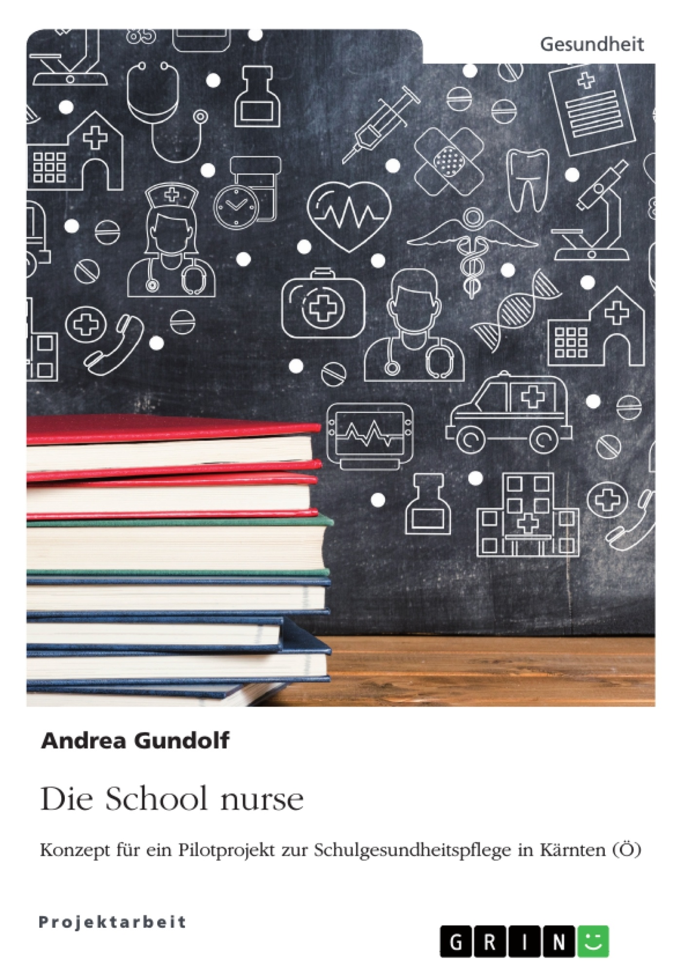 Titel: Die School nurse