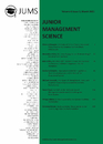 Title: Junior Management Science, Volume 6, Issue 1, March 2021