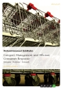 Title: Category Management und Efficient Consumer Response