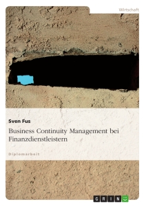 Title: Business Continuity Management bei Finanzdienstleistern