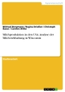 Title: Milchproduktion in den USA. Analyse der Milchviehhaltung in Wisconsin