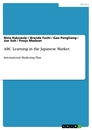 Title: ABC Learning in the Japanese Market