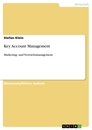 Title: Key Account Management