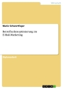 Title: Betreffzeilenoptimierung im E-Mail-Marketing