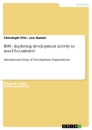 Titel: IBM - deploying development activity in non-US-countries?