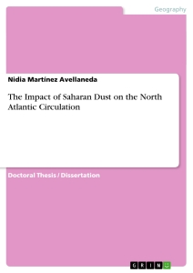 Title: The Impact of Saharan Dust on the North Atlantic Circulation