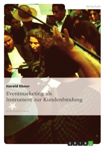 Titel: Eventmarketing als Instrument zur Kundenbindung