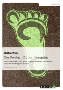 Titel: Der Product Carbon Footprint
